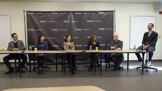 Éva Tardos - Q & A Panel