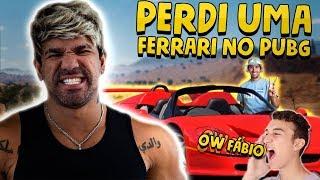 PERDI UMA FERRARI NO PUBG