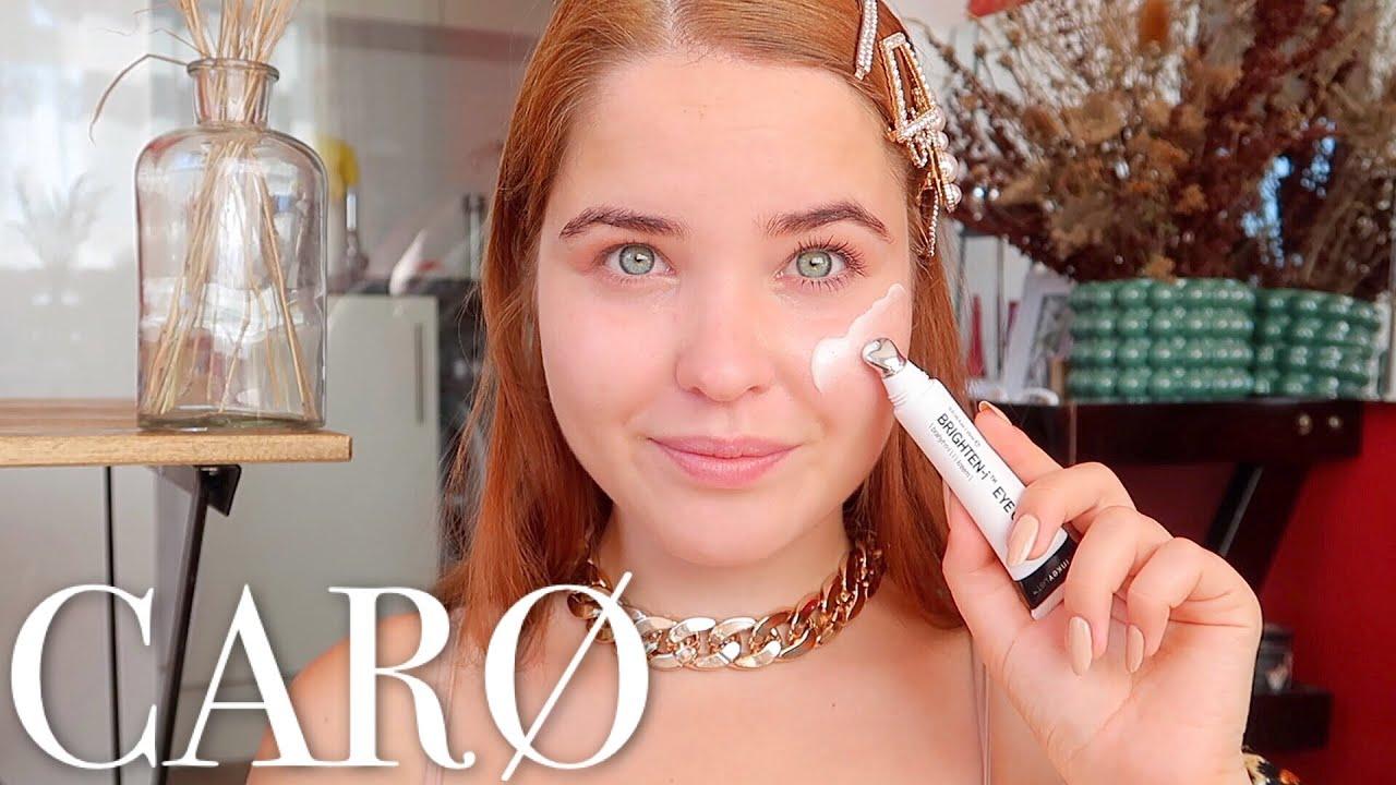 Brighten I Eye Cream Caroliina Neerot Official Youtube