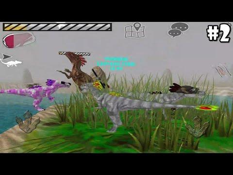 Raptor RPG - Online By StephenAllen - Android / IOS - Gameplay Part 2