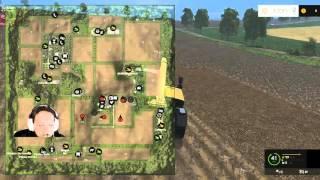 """Farming Simulator 2015: Noob mas Hardcore S. A. Ep. 20 """" nos alejamos de la madera"""""""