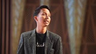 Three Problems and Ways to Get Healthier on Using Social Media | Amran Hasbi Adityaputra | TEDxUNDIP