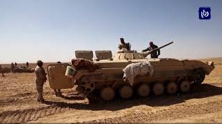 القوات العراقية تضيق الخناق على عصابة داعش الإرهابية في مدينة تلعفر - (22-8-2017)