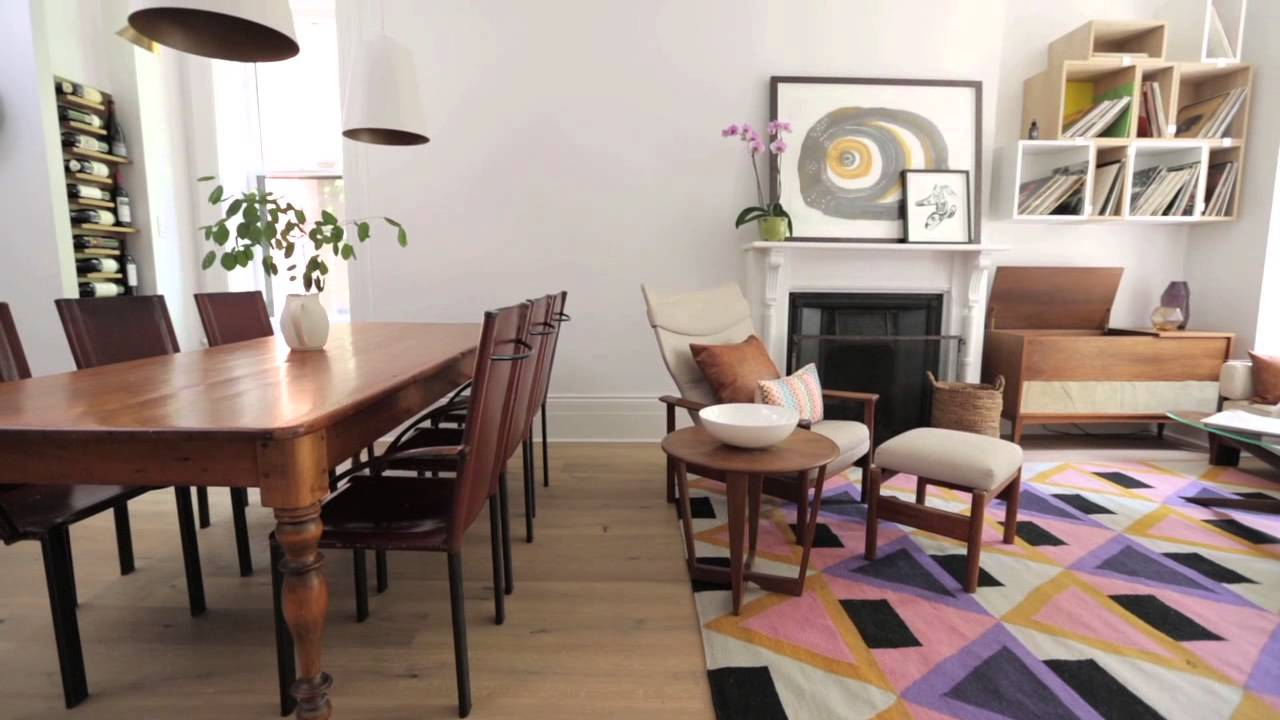 Interior Design – How To Get The Mid-Century Modern Look - YouTube