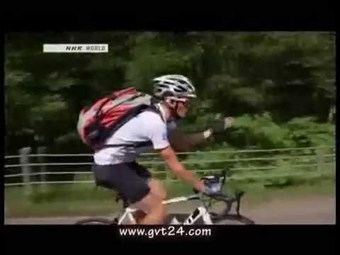 NHK Cycle Around Japan Hokkaido