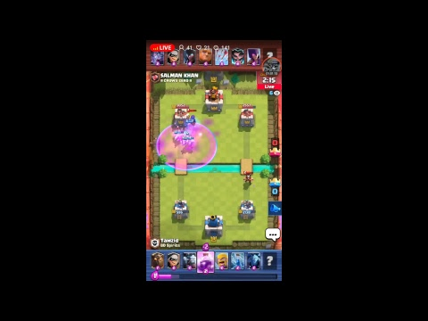 Clan Wars Live - Clash Royale