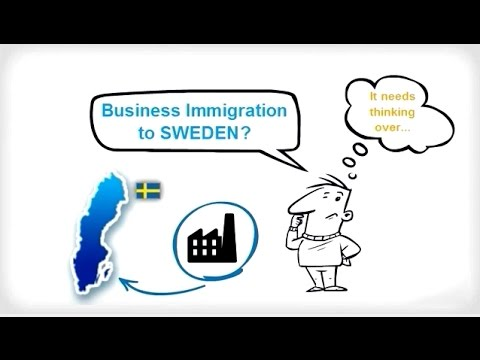 BUSINESS IMMIGRATION to SWEDEN