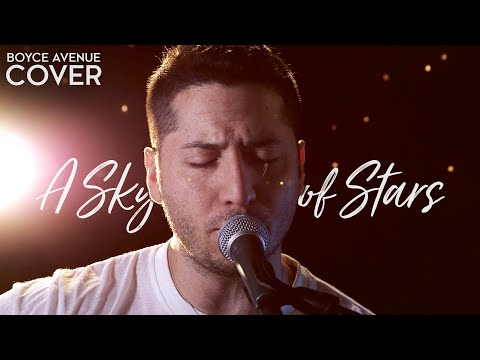 Music video Boyce Avenue - A Sky Full of Stars