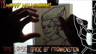 Bride of Frankenstein: Time Lapse
