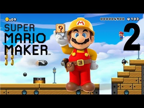 Super Mario Maker #2: Boom Airship! (by CB★Linkos)