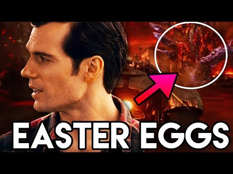 Thumbnail: Justice League Trailer Breakdown & Easter Eggs - EVERYTHING You Missed (Darkseid's Plans Explained)