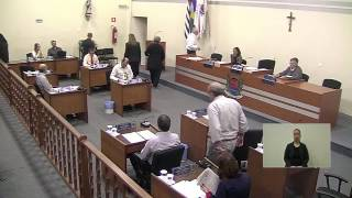 20ª Sessão Ordinária - Câmara Municipal de Araras