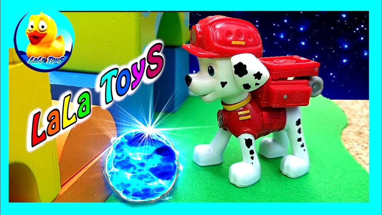 PAW Patrol  Rescue operation Magic sphere  Fun With TaTaToyZZZ