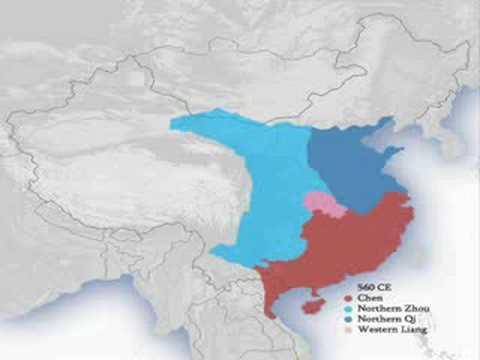 Expansion de l'empire du milieu