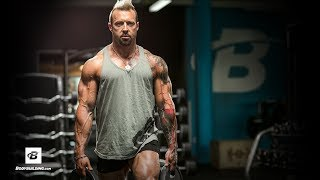 Kris Gethin Explains Leg Training
