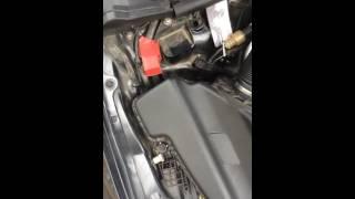 Audi A6 3.0 TFSI звук цепи при старте на холодную (после замены исчез треск при заводке)