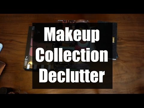 MAKEUP DECLUTTER: Bronzers, Contours, Blushes, Highlighters