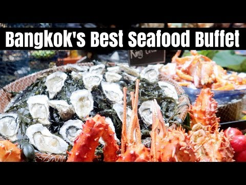 Bangkok's Best SEAFOOD Buffet! | Pullman Bangkok Grande Sukhumvit