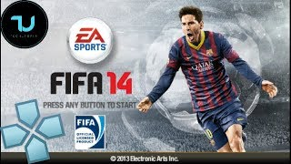 FIFA 14 Gameplay Android PPSSPP Max Settings 5X resolution PSP Games Pocophone F1