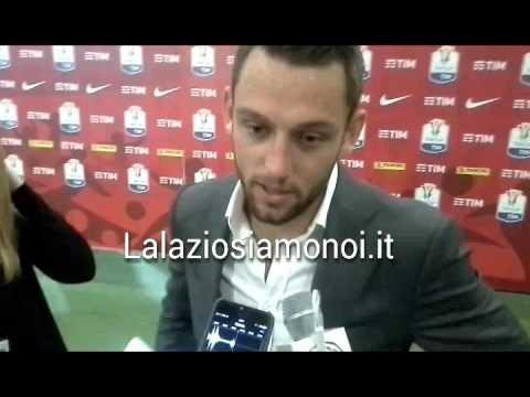 De Vrij in Coppa Italia