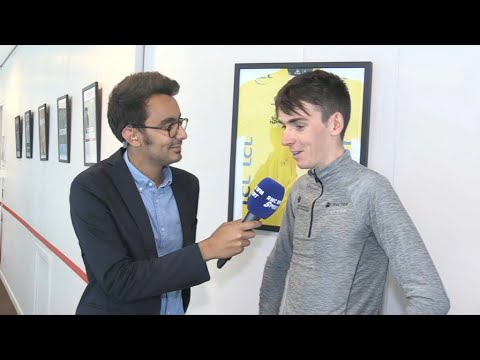 "Romain Bardet: ""C'est une belle aventure qui se termine"""