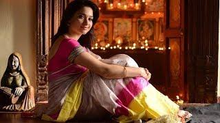 Tamanna Bhatia Saree Designs