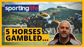 Major Horse Racing Gamble Faked \u0026 How You Could Have Won... Sporting Life