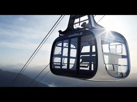 Austria's Zell Am See | Schmittenhöhebahn | In 1080p HD | Part 3