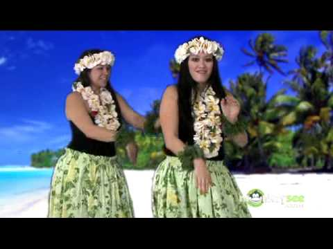 Hula Dance - Little Brown Gal