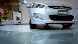2012 Hyundai Accent Review Canadian International Auto Show