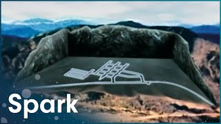 The Incredible US Bunker Inside Cheyenne Mountain | Super Structures | Spark