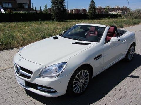 Mercedes SLK 2012. Prueba Portalcoches.net.
