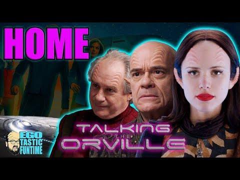 The Orville Season 2 - HOME - Review & Recap - FOX CONFIRMS HALSTON SAGE GONE | TALKING THE ORVILLE