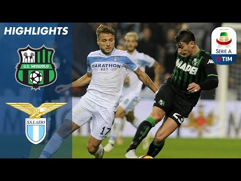 Sassuolo 1-1 Lazio | Lazio Held After Leading | Serie A