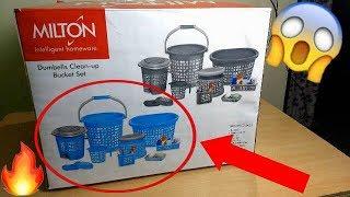 Milton Intelligent homeware |  Bathroom Accessories (Set)  6 Pieces  Rs.1,500 🔥🔥