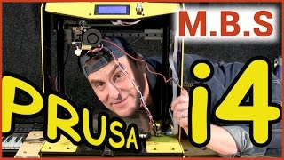 3D PRINTER PRUSA i4 сравнение с Рrusa i3. Обзор 3D принтера.(, 2016-09-29T12:58:59.000Z)