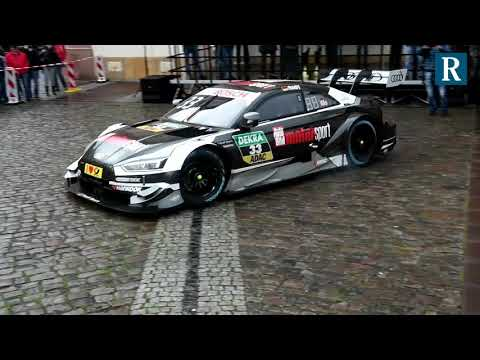 DTM-Champion René Rast in Neustadt