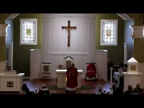 Homily for Good Friday ~ Rev. ...