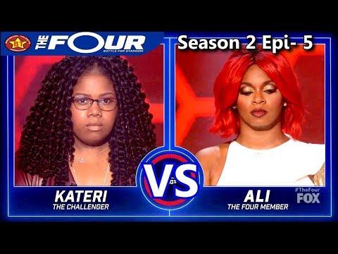 Ali Caldwell vs Kateri Bluford