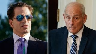 Scaramucci resigns as Kelly steps into his new role thumbnail