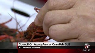 St. Martin COA hosts annual crawfish boil