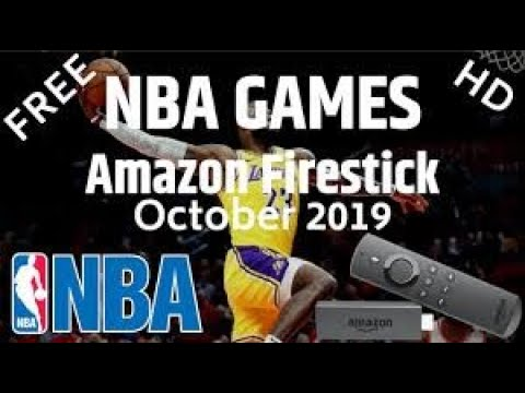 How To Stream NBA Games On Firestick