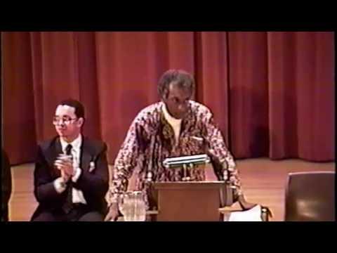 Kwame Ture at University of Illinois - February 14, 1990