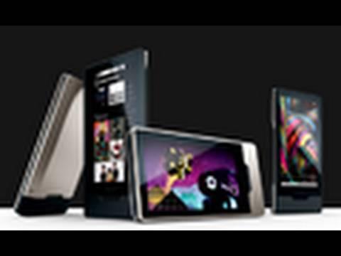 Microsoft Zune HD - First Impressions