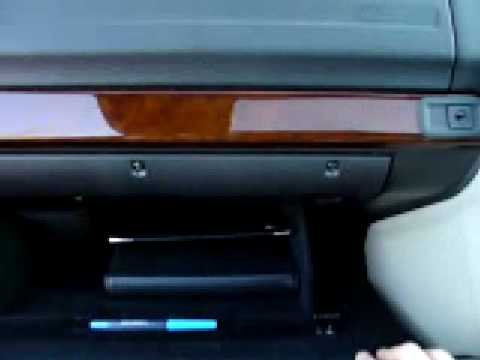 Range Rover P38 Glove Box Youtube