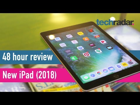 New iPad 2018 48hr review