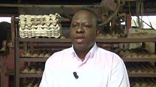 MON ENTREPRISE - Côte d'ivoire: Tiémoko DOUMBIA, PDG de COSUPCI