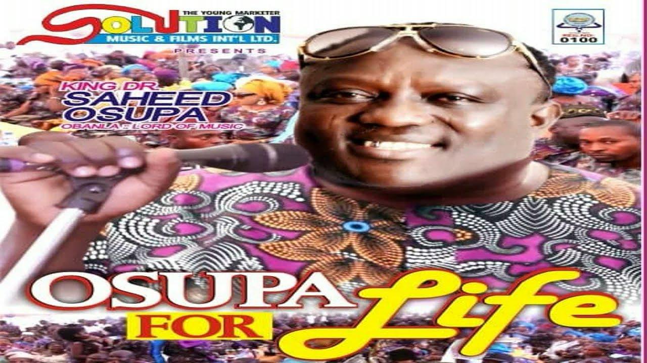 Download OSUPA FOR LIFE, OLUFIMO LATEST LIVE SHOW