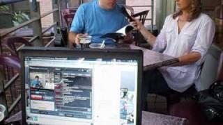 Entrevue avec le poète Éric Roger - 3 juillet 2010