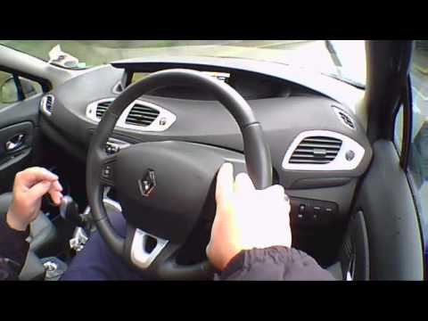 2010 RENAULT GRAND SCENIC 2.0 Review (Not Top Gear) EXCLUSIVE.